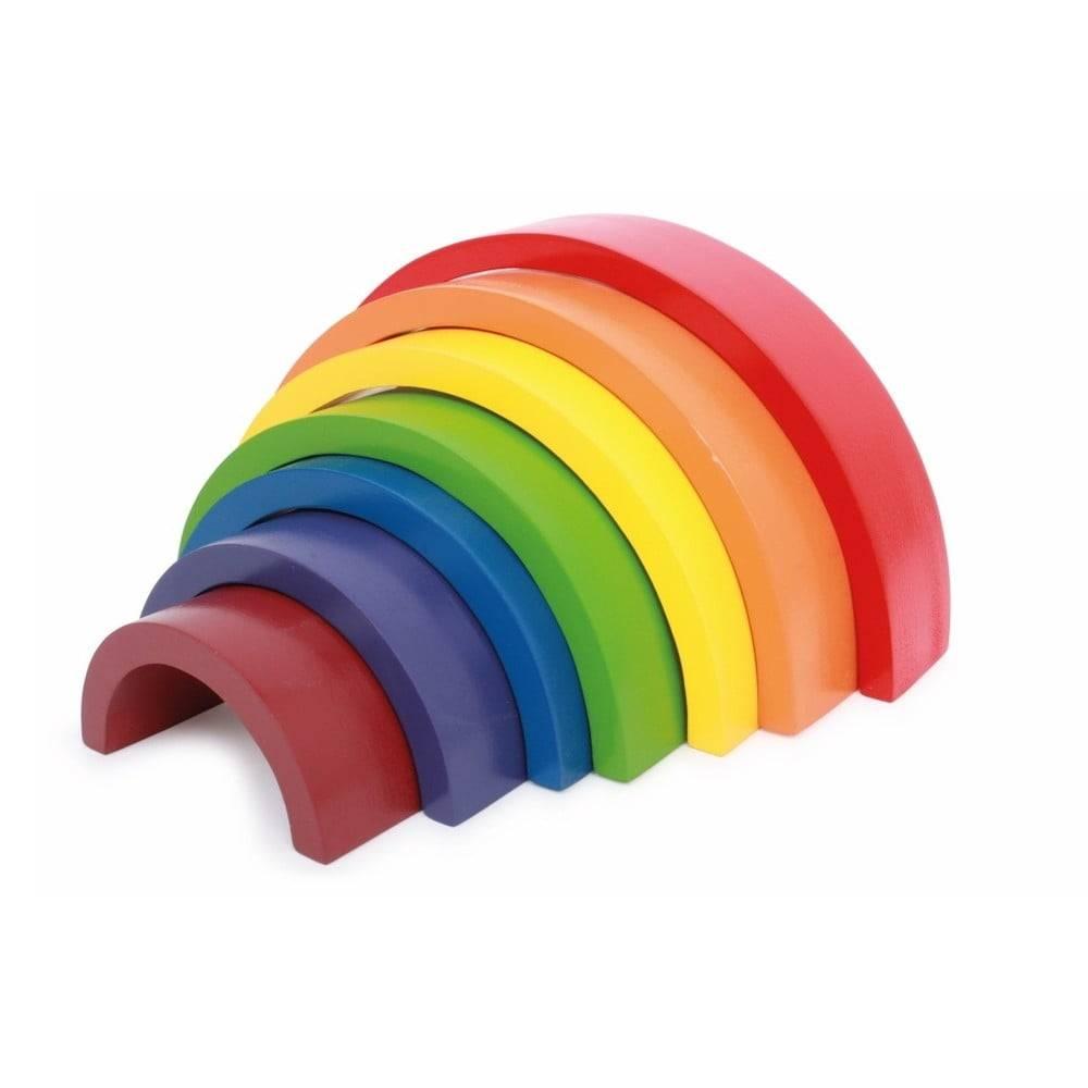 Legler Hračka na rozvíjanie motorických schopností Legler Rainbow