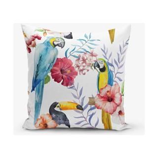 Obliečka na vankúš s prímesou bavlny Minimalist Cushion Covers Yagliboa, 45×45 cm
