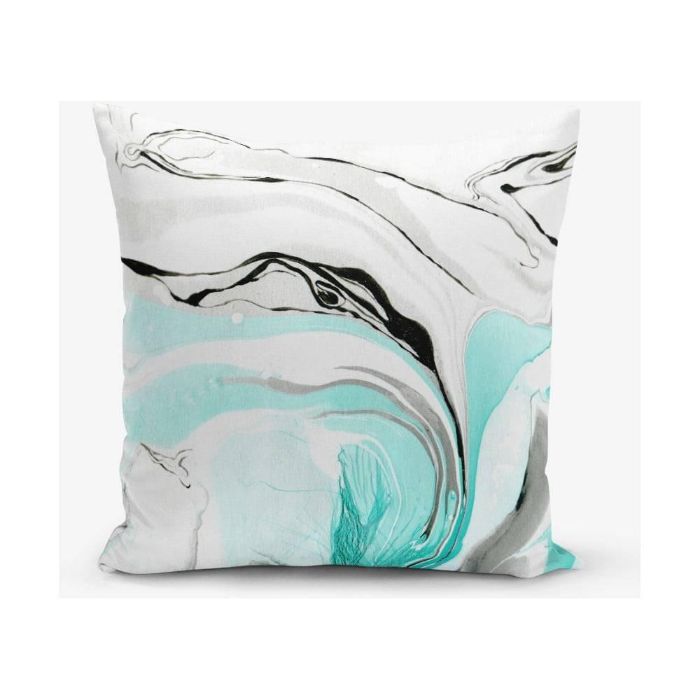 Minimalist Cushion Covers Obliečka na vankúš s prímesou bavlny Minimalist Cushion Covers Ebru, 45×45 cm