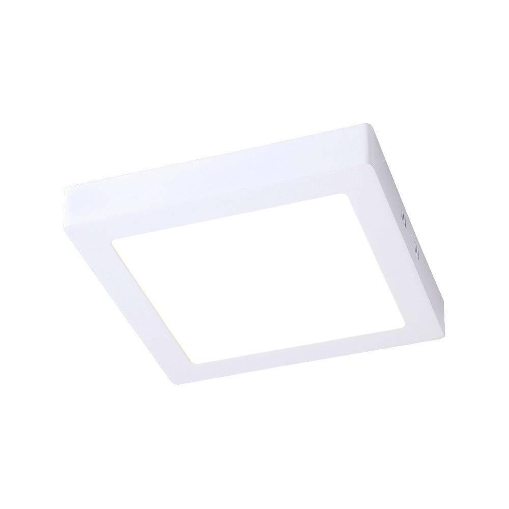 SULION Biele vonkajšie stropné svietidlo S LED svetlom SULION Pluriel Square