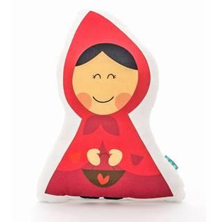 Bavlnený vankúšik Mr. Fo× Red Riding Hood, 40 × 30 cm