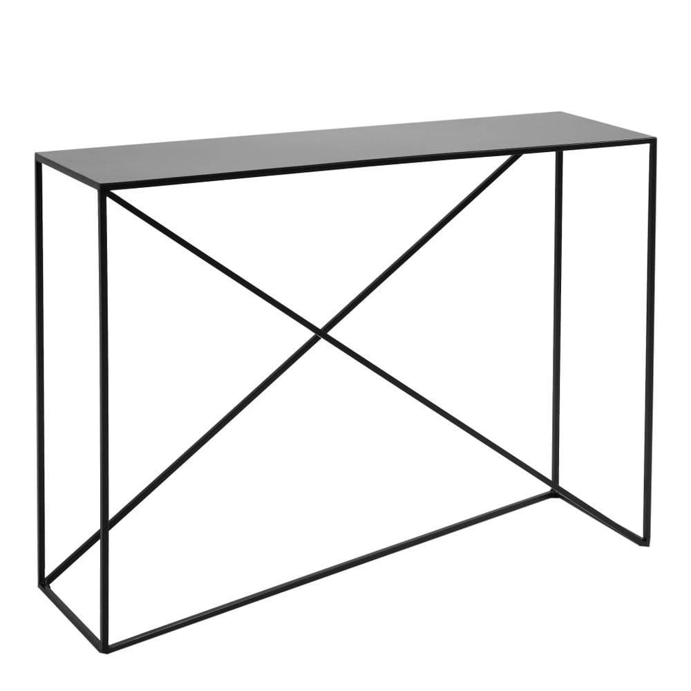 Custom Form Čierny konzolový stolík Custom Form Memo