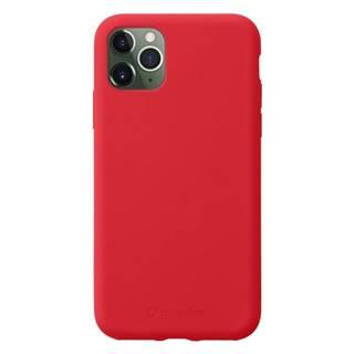 Kryt na mobil CellularLine Sensation na Apple iPhone 11 Pro červený