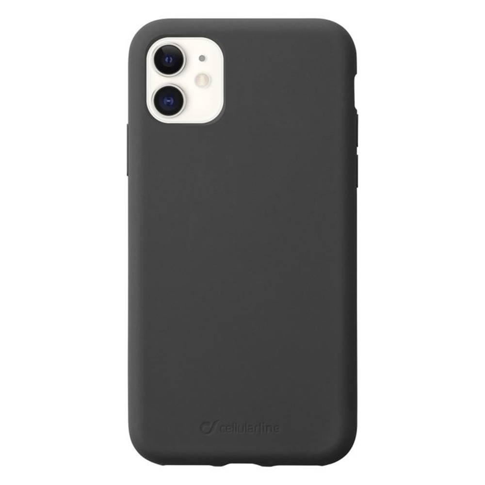 CellularLine Kryt na mobil CellularLine Sensation na Apple iPhone 11 čierny