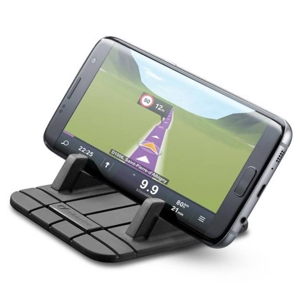 CellularLine Držiak na mobil CellularLine Handy Pad čierny