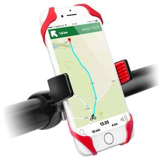 "Držiak na mobil Connect IT M7 pro 3,5""-6"" na kolo"