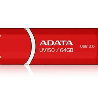 USB flash disk Adata UV150 64GB červený