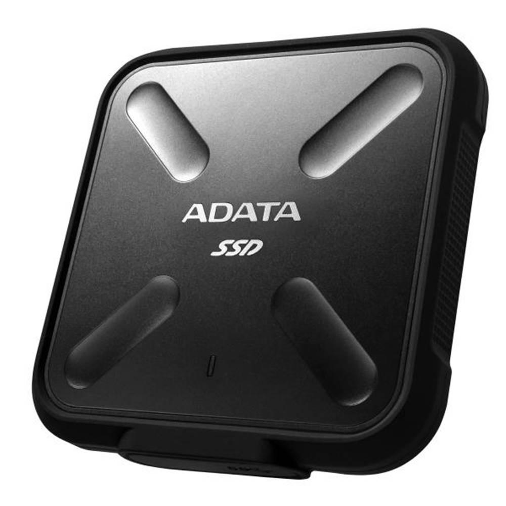 ADATA SSD externý Adata SD700 1TB čierny