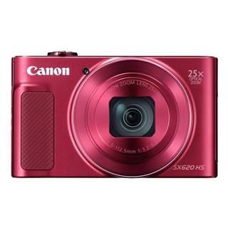 Digitálny fotoaparát Canon PowerShot SX620 HS červený