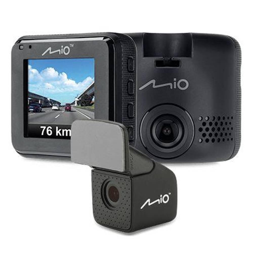 Mio Autokamera Mio MiVue C380 Dual čierna