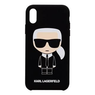 Kryt na mobil Karl Lagerfeld Full Body Iconic na Apple iPhone XR
