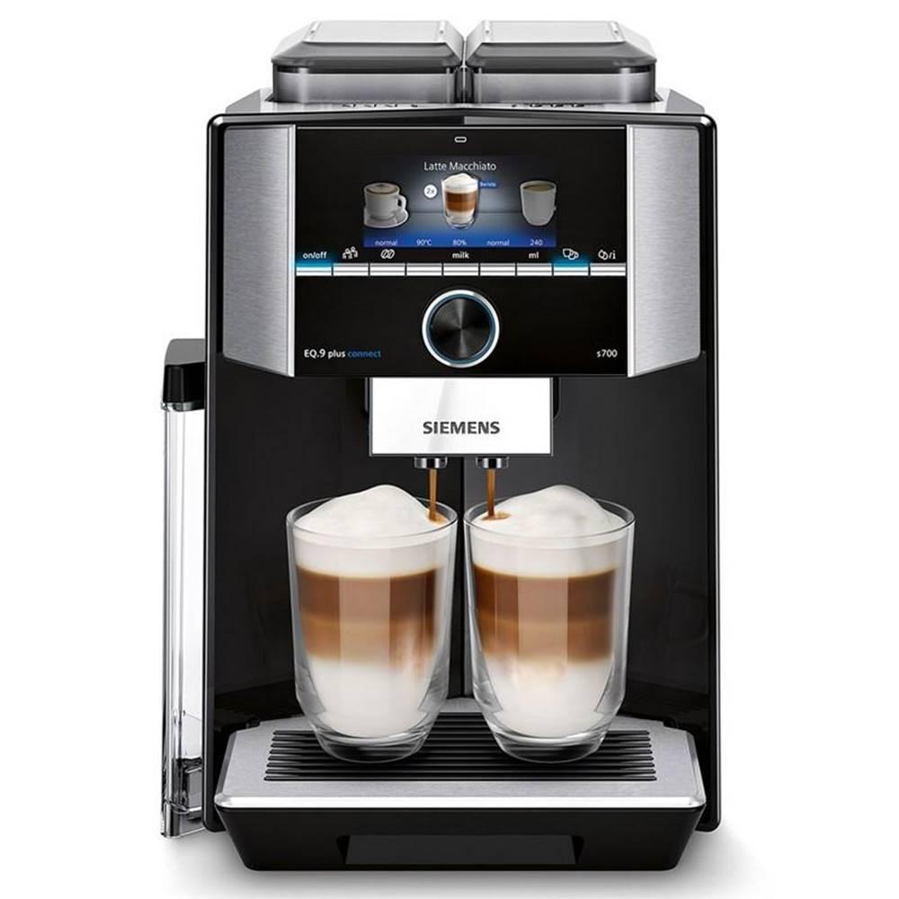 Siemens Espresso Siemens Ti9573x9rw nerez