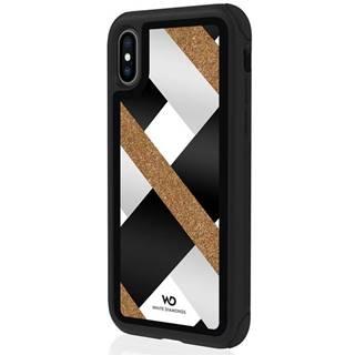 Kryt na mobil White Diamonds Tough Luxe Case na Apple iPhone X/Xs