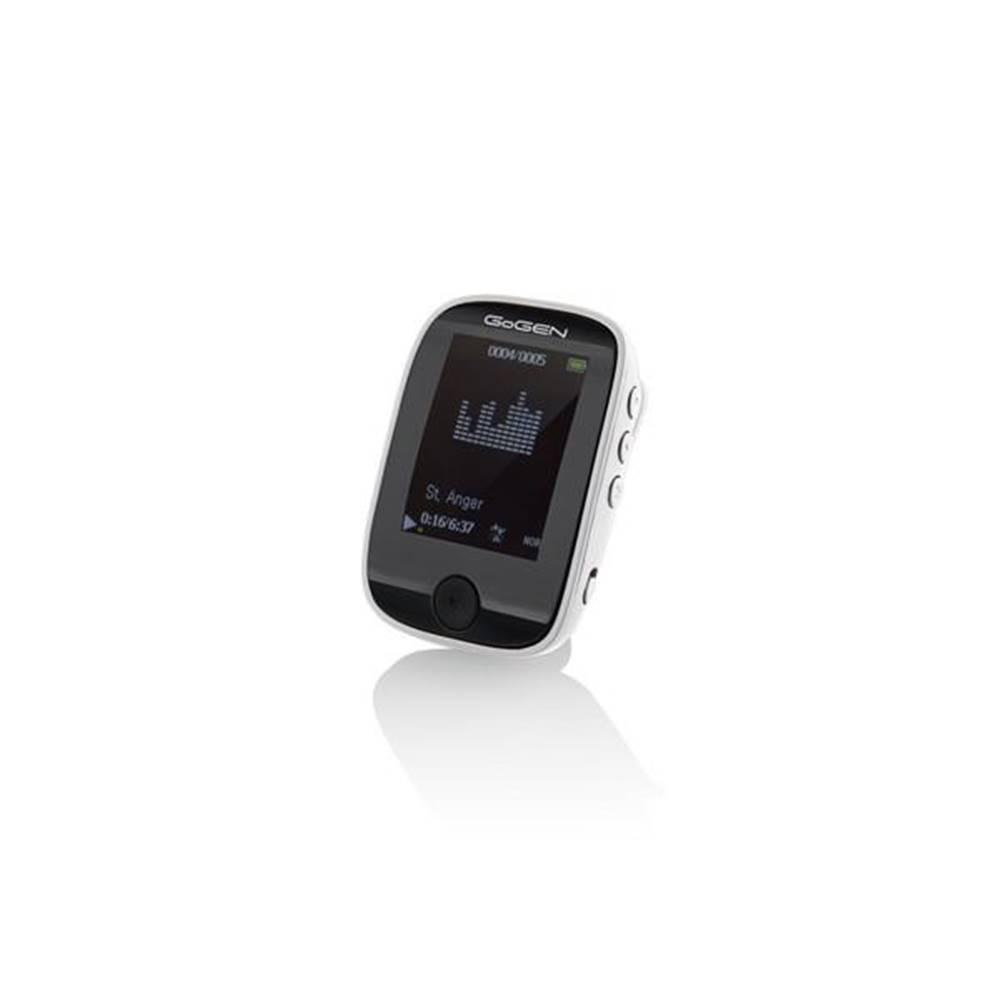 GoGEN MP3 prehrávač Gogen MXM 421 GB8 BT biely