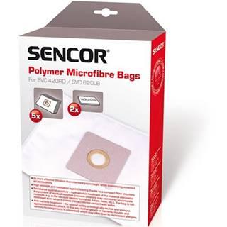 Sáčky pre vysávače Sencor SVC 420/620
