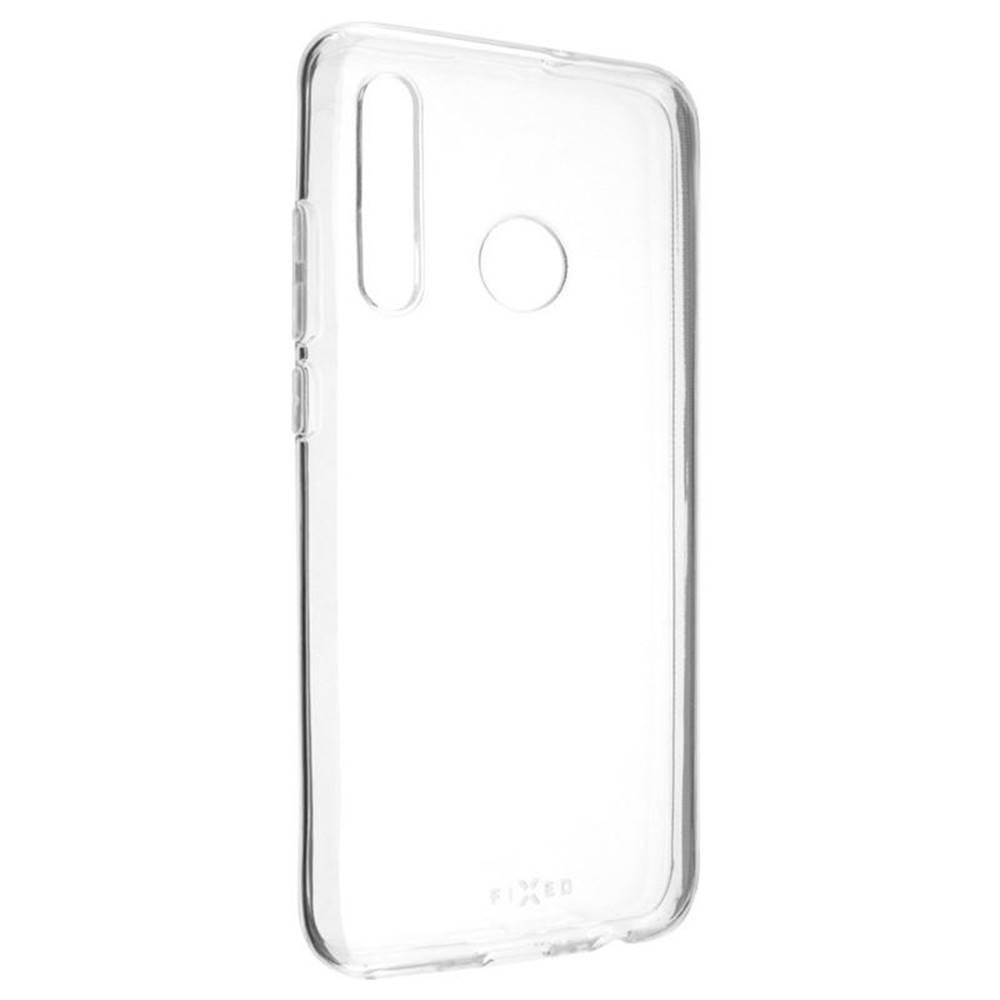 FIXED Kryt na mobil Fixed Skin na Honor 20e priehľadný