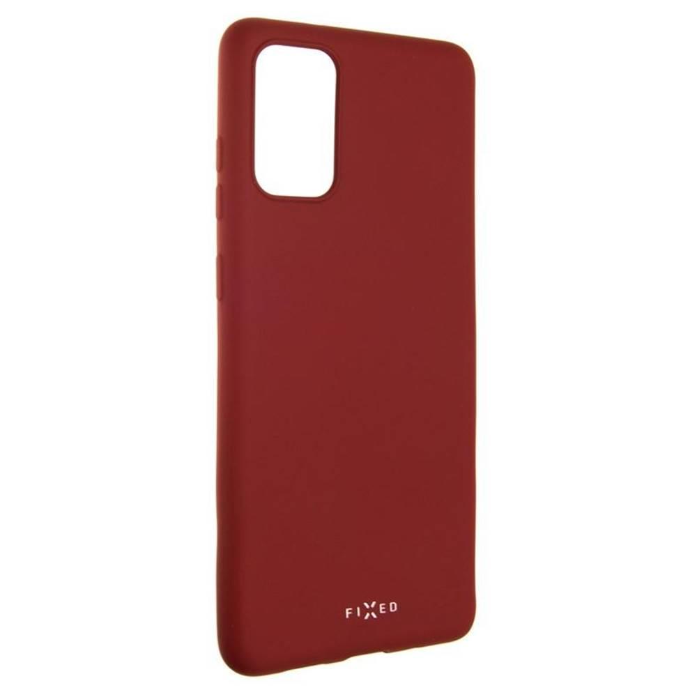 FIXED Kryt na mobil Fixed Story na Samsung Galaxy S20+ červený