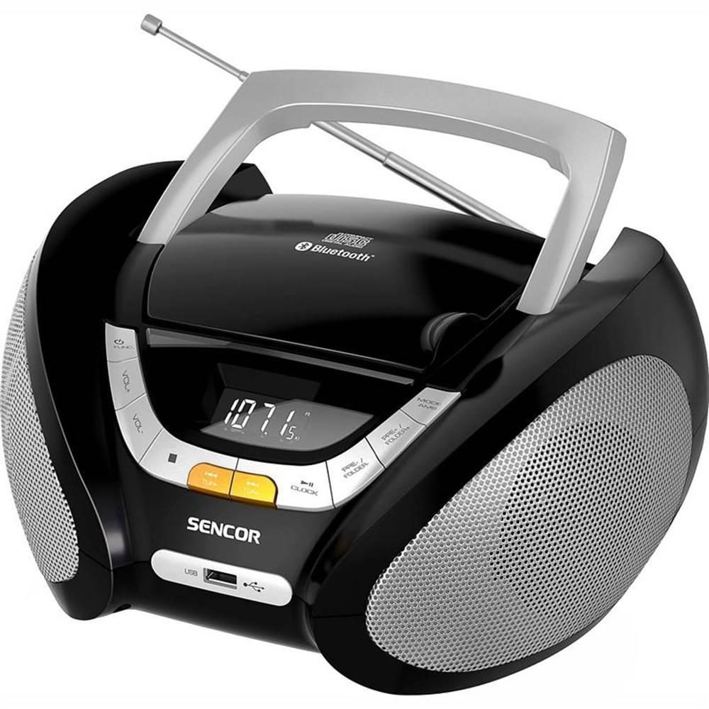 Sencor Rádioprijímač s CD Sencor SPT 2320 čierny