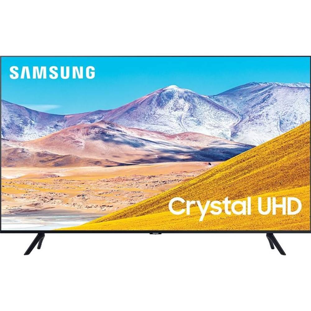 Samsung Televízor Samsung Ue43tu8072 čierna