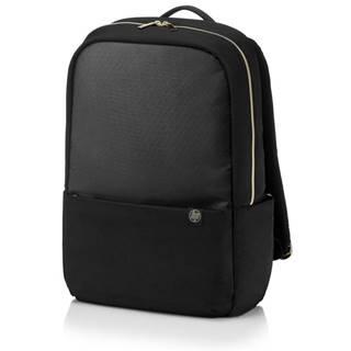 """Batoh na notebook  HP Pavilion Accent pro 15.6"""" čierny/zlatý"""