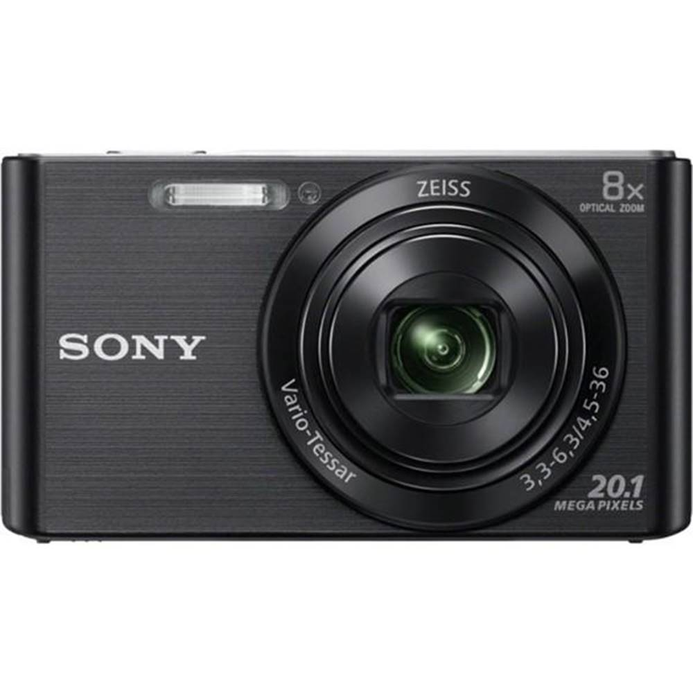 Sony Digitálny fotoaparát Sony Cyber-shot DSC-W830B čierny