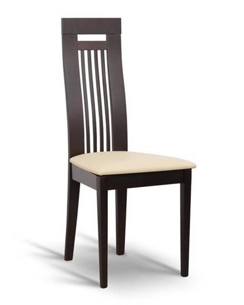 Wenge stolička Tempo Kondela