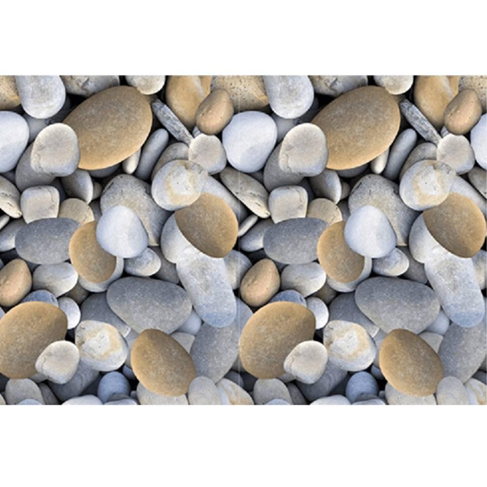 Tempo Kondela Koberec viacfarebný vzor kamene 80x120 BESS