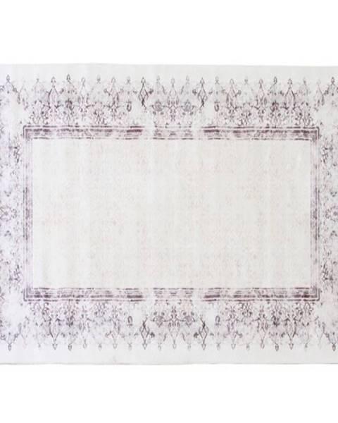 Hnedý koberec Tempo Kondela