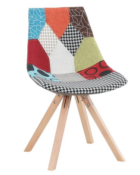 Patchworková stolička Tempo Kondela