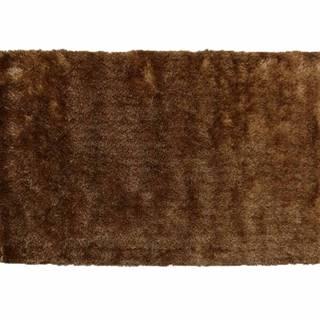 Koberec hnedozlatá 120x180 DELAND