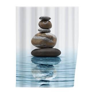 Sprchový záves Wenko Balance, 180×200 cm