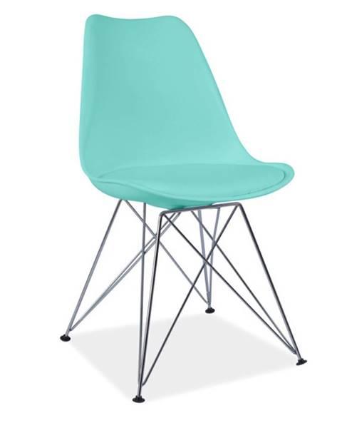 Mentolová stolička Tempo Kondela
