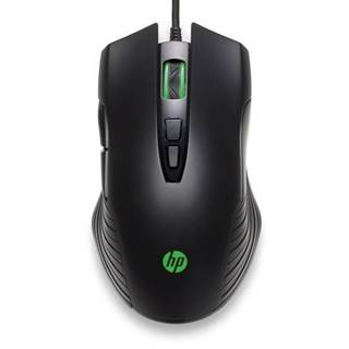 Myš  HP X220 čierna
