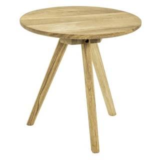 Prístavný stolík OLANDO 5 dub
