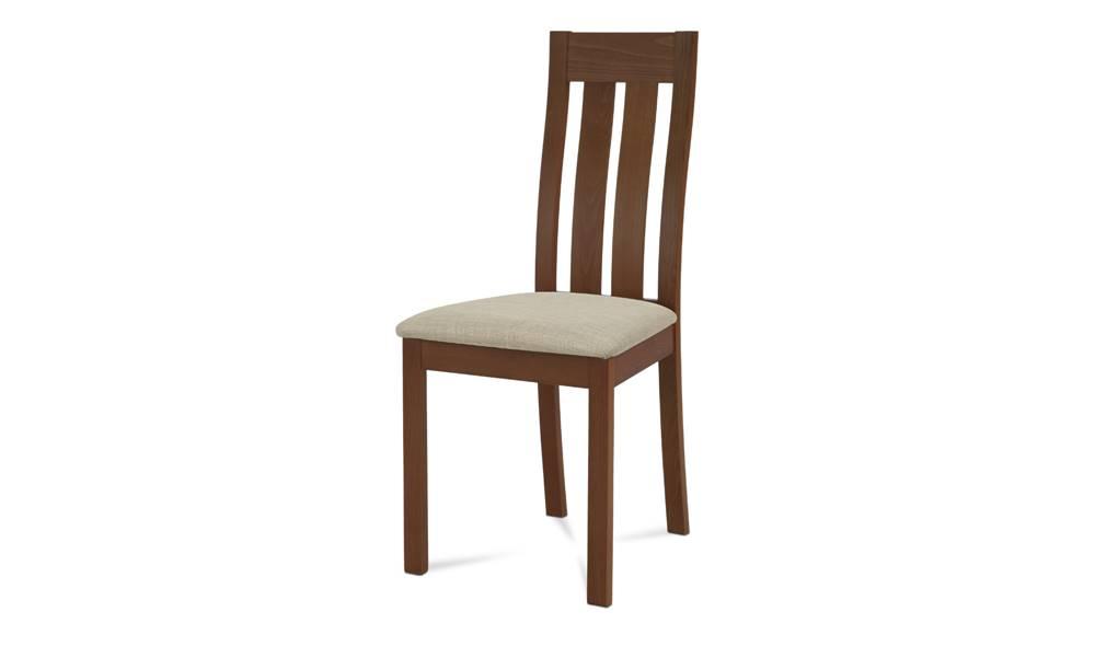 Sconto Jedálenská stolička BELA čerešňa/magnólia
